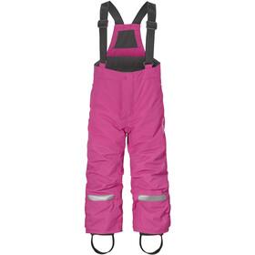 Didriksons 1913 Idre Pantalones Niñas, plastic pink